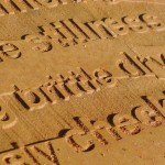Strath_relief text close up
