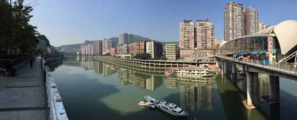 Photo - Zhouhe River, City Centre